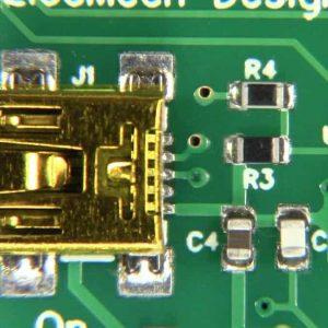 Oprava USB konektoru