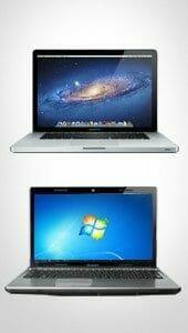 Výměna LCD displeje notebook